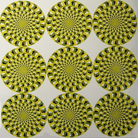 Stare at the Circles